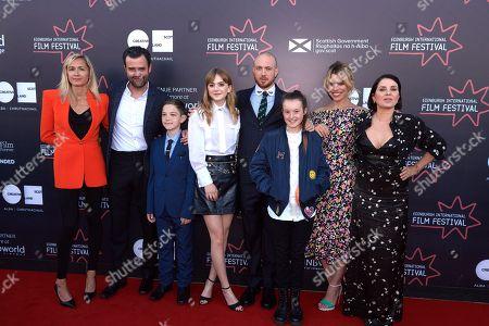 Editorial image of 'Two For Joy' film premiere, 72nd Edinburgh International Film Festival, Edinburgh, Scotland - 23 Jun 2018