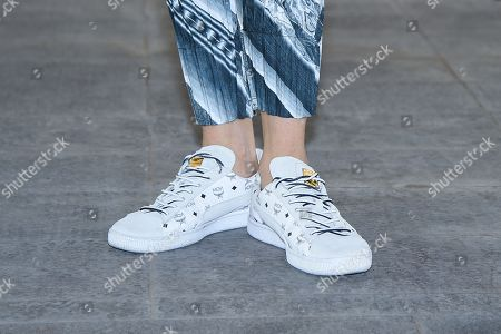 Editorial photo of Street Style, Spring Summer 2019, Paris Fashion Week Men's, France - 23 Jun 2018