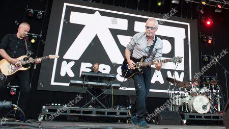 Editorial photo of Lets Rock Scotland, Edinburgh, UK - 23 Jun 2018
