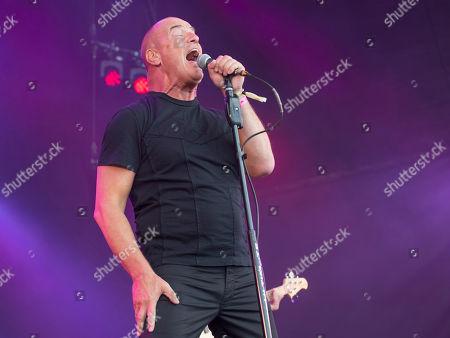 Editorial image of Lets Rock Scotland, Edinburgh, UK - 23 Jun 2018