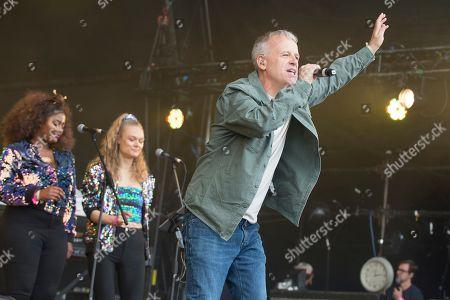 Editorial picture of Lets Rock Scotland, Edinburgh, UK - 23 Jun 2018