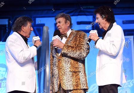 Bruce Morrow, Mark Stevens and Jerry Gross
