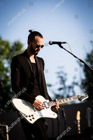 Stock Image of Placebo - Stefan Olsdal