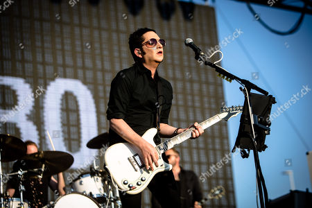 Stock Picture of Placebo - Brian Molko
