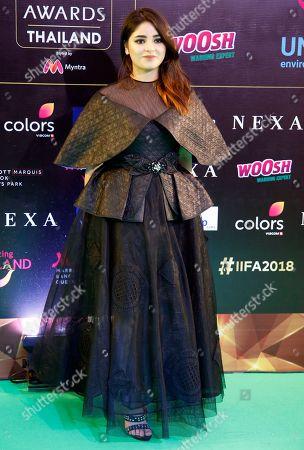Editorial photo of Bollywood Awards, Bangkok, Thailand - 24 Jun 2018