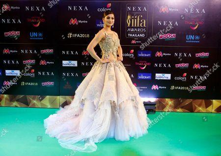 Editorial image of Bollywood Awards, Bangkok, Thailand - 24 Jun 2018
