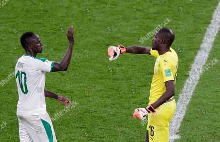 Editorial picture of Russia Soccer WCup Japan Senegal, Yekaterinburg, Russian Federation - 24 Jun 2018