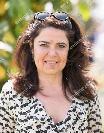 Stock Picture of Daniella Helayel