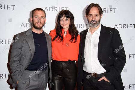 Editorial picture of 'Adrift' special screening, London, UK - 24 Jun 2018
