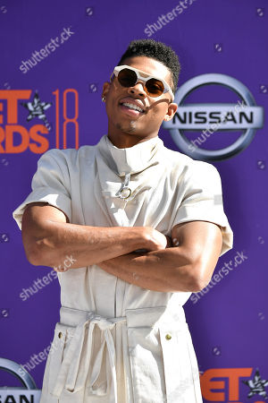 Stock Picture of Bryshere Y. Gray