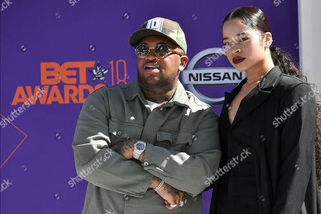 DJ Mustard and Ella Mai