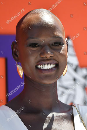 Editorial image of BET Awards, Arrivals, Los Angeles, USA - 24 Jun 2018