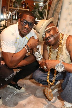 Editorial image of The Great Adventures of Slick Rick 30th Anniversary Party, Los Angeles, USA - 23 Jun 2018