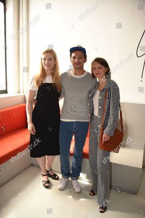 Editorial picture of Agnes B show, Spring Summer 2019, Paris Fashion Week Men's, France - 24 Jun 2018
