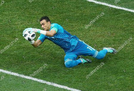Egypt goalkeeper Essam El-Hadary