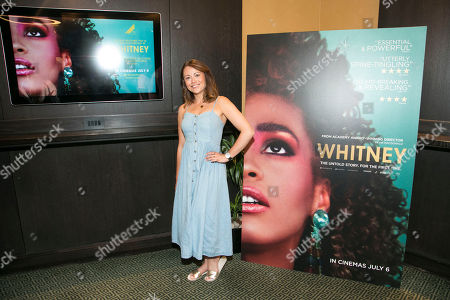 Editorial image of 'Whitney' arrivals, Screening, London, UK - 25 Jun 2018