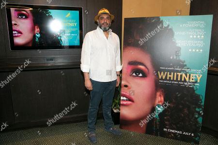 Editorial image of 'Whitney' arrivals, Screening, London, UK - 25 Jun 2018