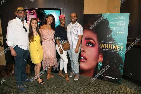 Editorial photo of 'Whitney' arrivals, Screening, London, UK - 25 Jun 2018