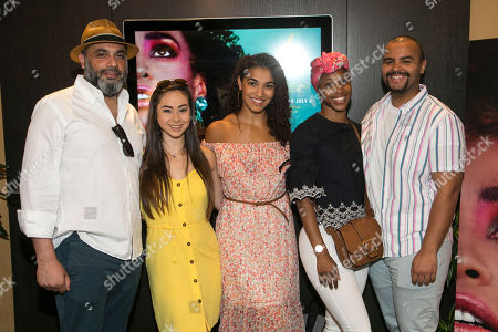 Editorial picture of 'Whitney' arrivals, Screening, London, UK - 25 Jun 2018