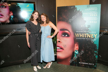 Editorial photo of 'Whitney' arrivals, Screening, London, UK - 25 Jun 2018