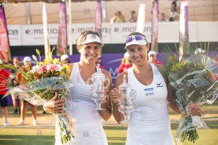 Andreja Klepac and Maria Jose Martinez Sanchez