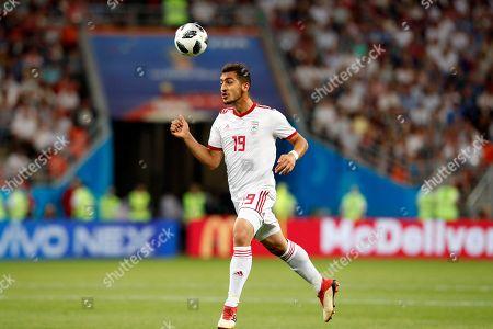 Majid Hosseini of Iran