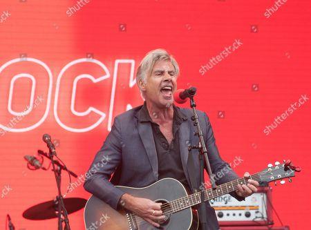 Stock Image of Glen Matlock