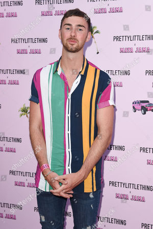 Editorial image of PrettyLittleThing x Maya Jama, London, UK - 25 Jun 2018