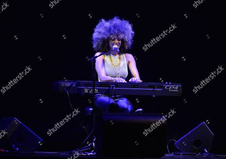 Editorial photo of Kandace Springs in concert at The BB&T Center, Sunrise, USA - 24 Jun 2018