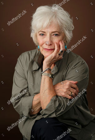 """Betty Buckley poses for a portrait in Los Angeles to promote her album """"Hope."""" Buckley is famous for a number of roles, including the 1976 film """"Carrie,"""" TV's """"Eight is Enough"""" and Broadway's """"Cats,"""" for which she won a Tony Award"""
