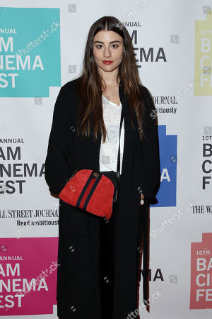 Editorial image of The 10th Annual BAMcinemaFest premiere of Bleecker Streets' 'Leave No Trace', New York, USA - 25 Jun 2018