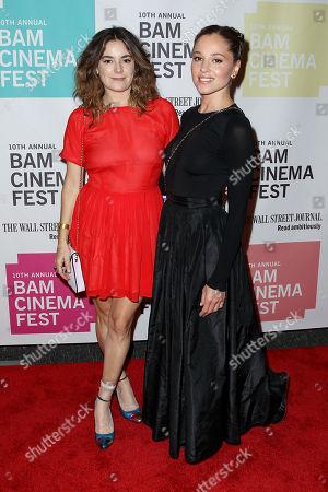 Jamie Neumann, Margarita Levieva
