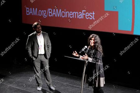 Debra Granik (Director/Screenwriter)