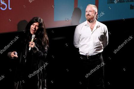 Debra Granik (Director/Screenwriter), Ben Foster