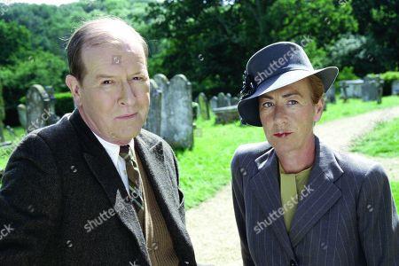 Editorial photo of 'Foyles War' TV Show, Series 2, Episode 3 UK  - Nov 2003