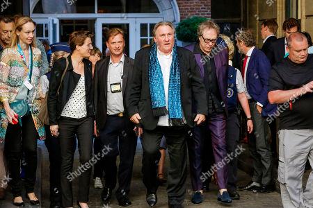 Stock Picture of Gerard Depardieu