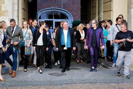 Stock Image of Gerard Depardieu