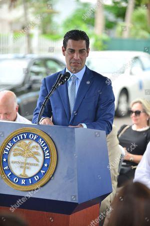 Miami Mayor Francis X. Suarez