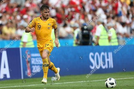 Joshua Risdon of Australia