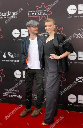 Natalie Dormer and director Anthony Byrne