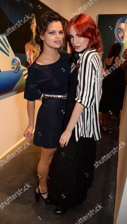 Bip Ling and Nikita Andrianova
