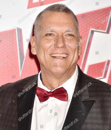 Stock Photo of Bob Layton