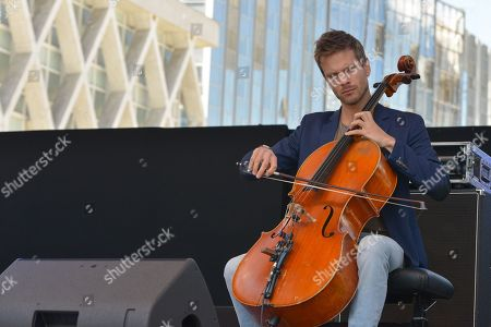 Andre Manoukian Quartet - Guillaume Latil