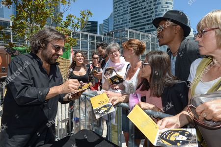 Andre Manoukian and fans