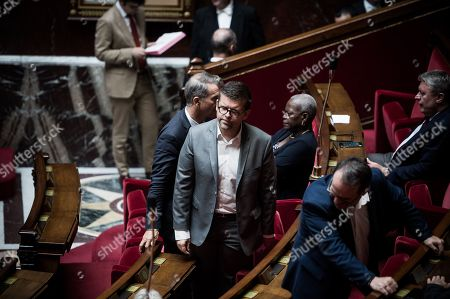 Editorial picture of French National Assembly, Paris, France - 26 Jun 2018