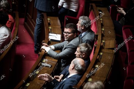 Stock Image of Luc Carvounas
