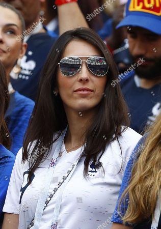Jennifer Giroud, Olivier Giroud's wife