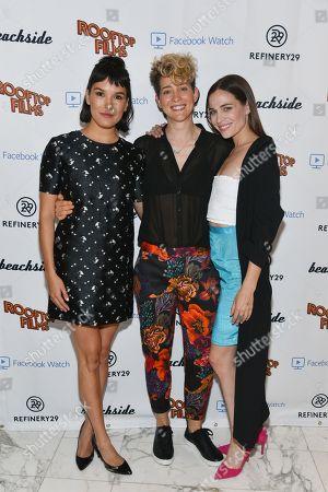 Zoe Chao, Mia Lidofsky, Kathleen Munrow