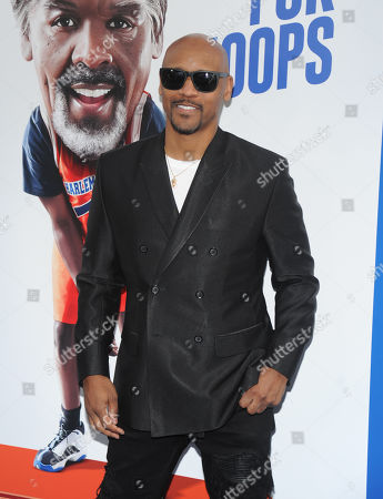 Editorial image of 'Uncle Drew' film premiere, Arrivals, New York, USA - 26 Jun 2018