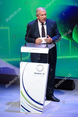 Editorial image of Transition Forum, Monaco - 26 Jun 2018